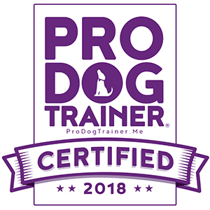 Certified Pro Dog Trainer